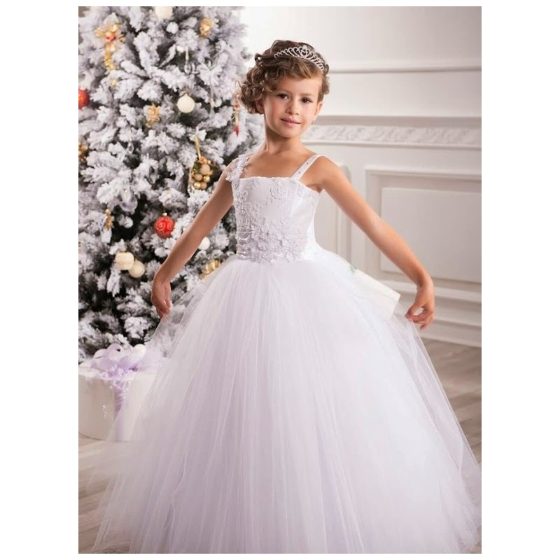 image robe de ceremonie fille robe de ceremonie enfant cendrillon blanche fille blanc. Black Bedroom Furniture Sets. Home Design Ideas