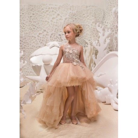 Girl's ceremony dress